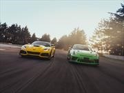 "Porsche 911 GT3 RS Vs. Chevrolet Corvette ZR1: tremendo ""tet a tet"""
