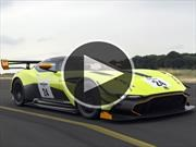 Video: Aston Martin Vulcan AMR Pro, locura en Goodwood