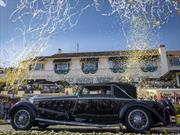 Isotta Fraschini Tipo 8A 1924 se queda con el Best of Show de Pebble Beach 2015