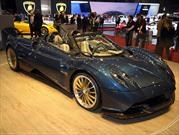 Paris Hilton adquirió un Pagani Huayra Roadster