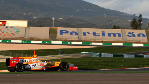 F1: La primera vez en Portimao