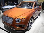 Bentley Bentayga, el SUV más potente y rápido del mundo