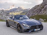 Mercedes-AMG GT Roadster 2018, ahora descapotable