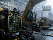 JCB lleva sus maquinas a la pantalla grande con Alien Covenant