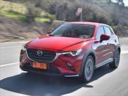 Mazda lanza en Chile el facelift del CX-3