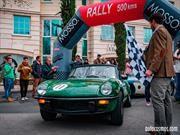 Inició la edición 24 del Rally 500 Kms Sport Clásicos a La Serena