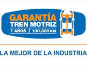Chrysler presenta un nuevo programa de garantía en México