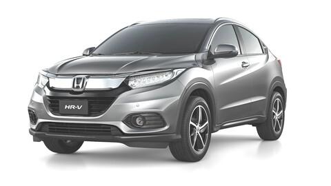 Nuevas versiones Honda HR-V en Colombia