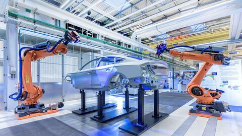 Así es como luce el panorama del futuro de la industria automotriz en México