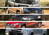 Top 5: las Pick-Ups más vendidas en Febrero 2012