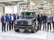 Mercedes-Benz pone en marcha la producción del Clase G 2019