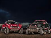 Las dos opciones de MINI para correr el Dakar 2018