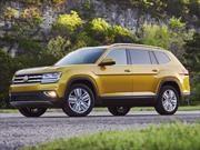 Volkswagen Atlas recibe 5 estrellas en las pruebas NCAP
