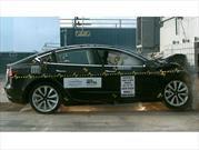 Tesla Model 3 2018 obtiene 5 estrellas en pruebas de la NHTSA