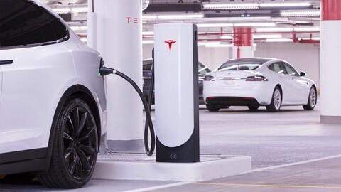 Tesla compartirá su red de cargadores para autos eléctricos con otras marcas