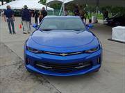 Chevrolet Camaro 2016: Primer contacto