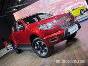 Chevrolet S10 High Country se presenta en el Salón de Buenos Aires