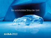 Top 10: Los mejores autos concepto del Salón de Frankfurt 2013