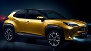 Toyota Yaris Cross la próxima SUV del coloso nipón