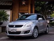 Suzuki Swift GLX 2013 a prueba en México