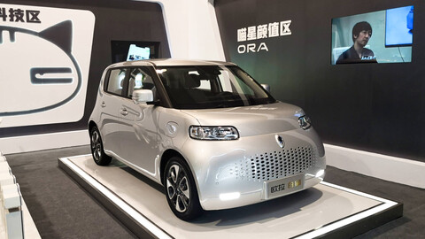 Great Wall ORA White Cat 2021 debuta