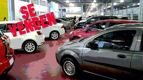 Cómo saber si el carro que quiere comprar ha sido estrellado
