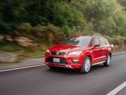SEAT Ateca FR 2018 a prueba