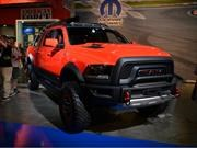 Ram Macho Power Wagon en el SEMA Show 2016