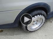 Video: ¡Adiós a las maniobras de estacionamiento con estas nuevas llantas!