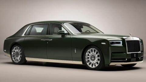 Hermès personaliza este Rolls-Royce Phantom