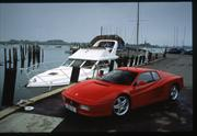 Clásicos: Ferrari Testarossa
