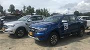 Ford Ranger, Escape y Edge  las mejor equipadas en seguridad
