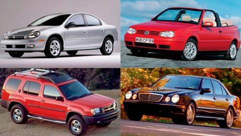 ¿Qué automóvil manejabas en el año 2000?