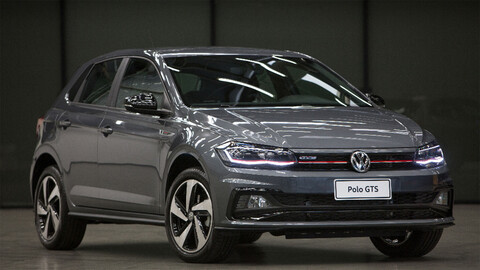 VW T-Cross tendrá versión turbo en Argentina