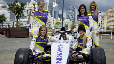 La categoría de monoplazas exclusiva para mujeres correrá junto a la F1 en 2021