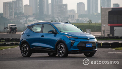 Chevrolet Bolt EUV 2022 llega a México, la primer SUV eléctrica de la marca