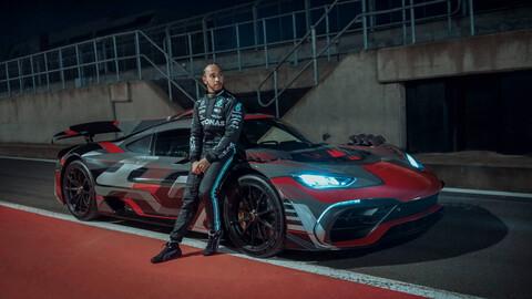 Mercedes y Lewis Hamilton continúan trabajando en el Project ONE