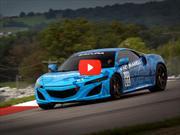 Video: Primera vista del nuevo Acura NSX