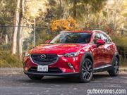 Mazda CX-3 2016: Prueba de manejo