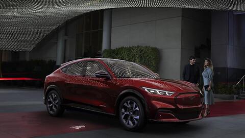 Ford Mustang Mach-E inicia su producción