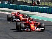 F1 2017 GP de Hungría: Todo para Ferrari