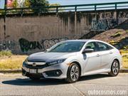 Honda Civic 2016 a prueba