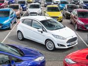 Las 6 generaciones del Ford Fiesta