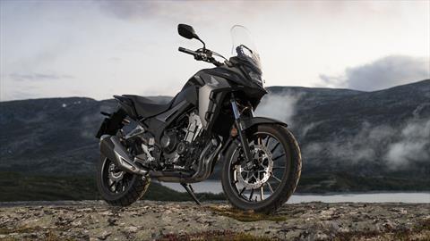 Honda CB500X se lanza en Argentina