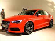 Nuevo Audi A3 sedán, presentado en el Salón de Nueva York 2013