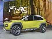 Toyota FT-AC CONCEPT, una nueva propuesta de futuro