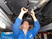Los estados con el mayor y menor costo de reparación de un automóvil