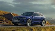 El Audi E-tron 2020 se actualiza y ahora es más eficiente
