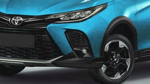 Toyota Yaris Híbrido el chico también se pondría las pilas