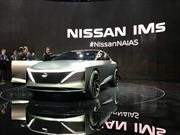 Nissan IMs Concept, el futuro japonés de la movilidad eléctrica